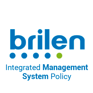 BRILEN Integrated Management System Policy Logo