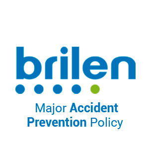 BRILEN Major Accident Prevention Policy Logo