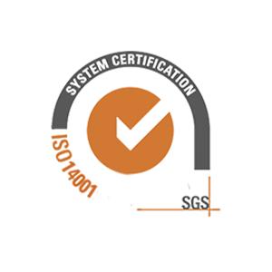 BRILEN SGS ISO 14001 Logo