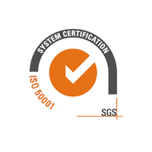 BRILEN SGS ISO 50001 Logo